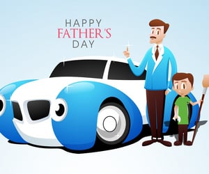 Fathers Day, car repairs, and fathers day 2020 image
