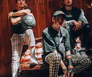 ball, christian anthony, and chase atlantic image