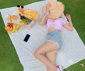 picnic and summer image