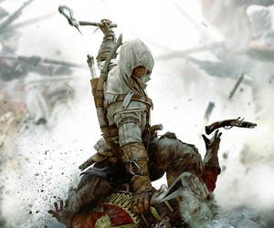 men, video games, and assasins creed image