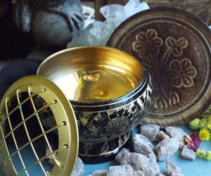 divination, witchcraft, and wicca image