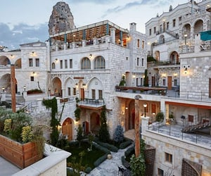 cappadocia, places, and travel image