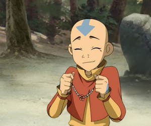 aang, avatar, and avatar the last airbender image