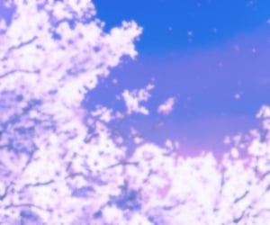 aesthetic, blossom, and cute image