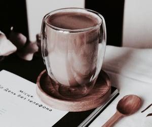brown, caffeine, and coffee image
