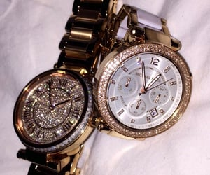 luxury, reloj, and billonare image