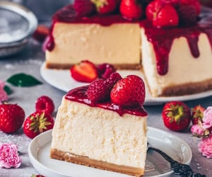 cheesecake, inspiration, and tasty image