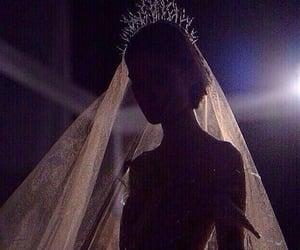 bride, princess, and Queen image