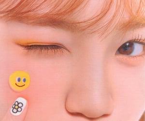 izone, chaewon, and kim chaewon image