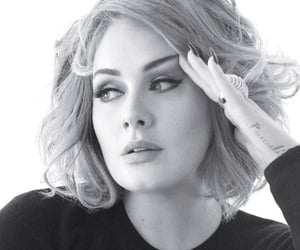 Adele, celebrity, and singer image