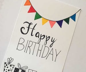 diy, do it yourself, and happy birthday image