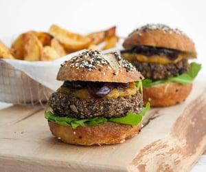 alternative, burger, and burgers image