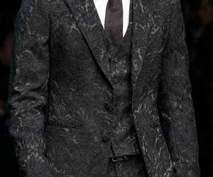 D&G, suit, and Dolce & Gabbana image