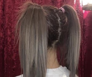 details, gg, and hair image
