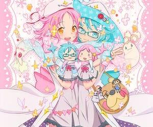 anime, wish upon the pleiades, and aoi image