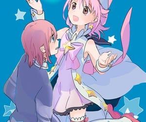 subaru, anime, and wish upon the pleiades image