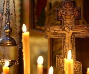 candle, candles, and Christ image
