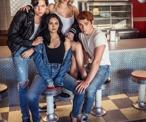 actor, actress, archie andrews and beautiful - image #7661294 on Favim.com