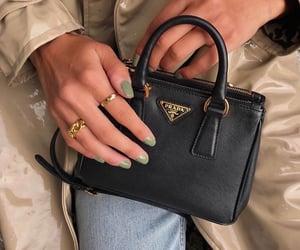 bag, Prada, and style image