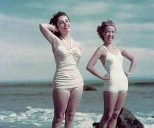 50s, Elizabeth Taylor, and films image