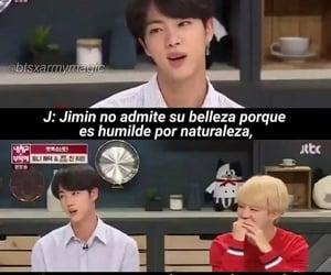 jin, citas en español, and kim seok jin image