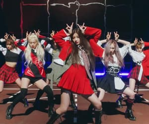 kpop, music video, and kpop mv image