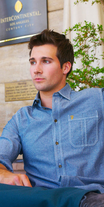 actor, james maslow, and article image