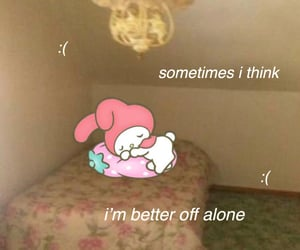 aesthetic, alone, and archive image