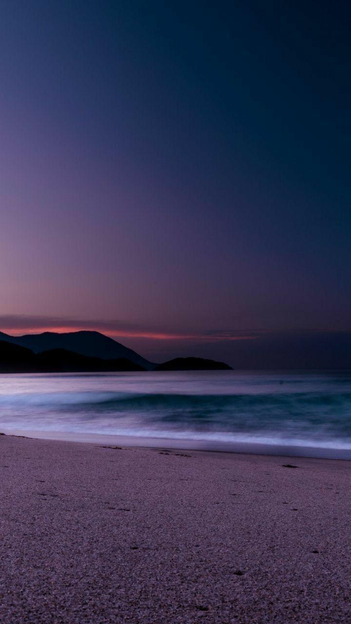 wallpaper, beach, and sea image