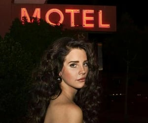 classic, motel, and ride image