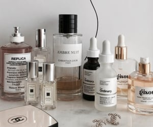 beauty, chanel, and dior image