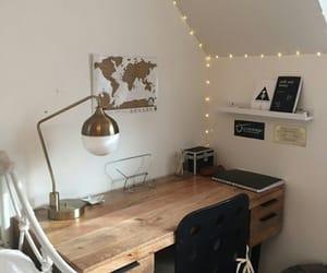 room, desk, and alternative image