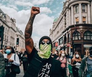 lewis hamilton and black lives matter image