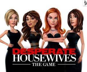 game, video, and Desperate Housewives image
