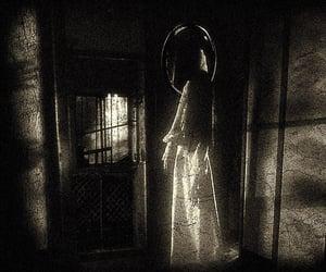 creepy, macabre, and ringu image