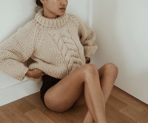 beige, camel, and clothes image