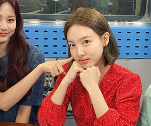 twice, nayeon, and tzuyu image