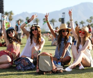 festival, music, and summer image