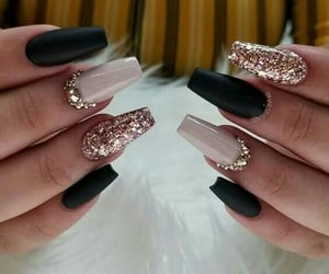 nails, girls, and ideas image