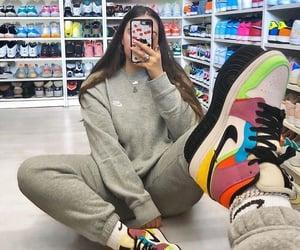 air jordan, fashion, and nike image