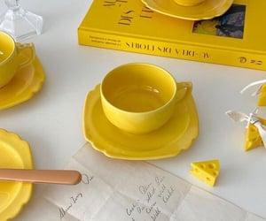 yellow, aesthetic, and minimalist image