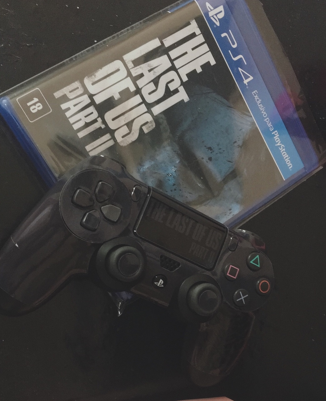 game, ellie, and ps4 image