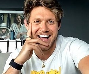 niall horan and boy image