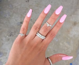 nails and nailpolish image