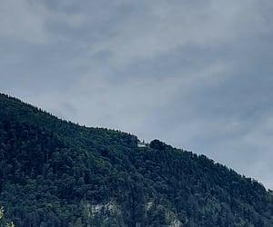 Alps, Bavarian, and dark image