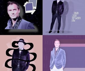actor, graphic, and aesthetic image