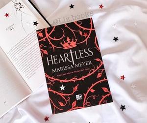 books, heartless, and marissa meyer image