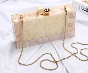bag, marble, and purse image