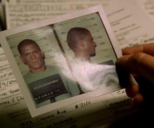 boy, criminal, and prison break image