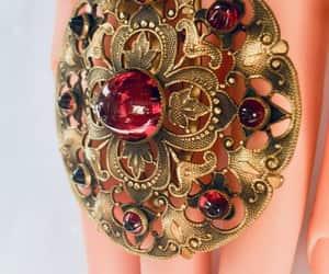 etsy, vintagevoguetreasure, and dress clips image